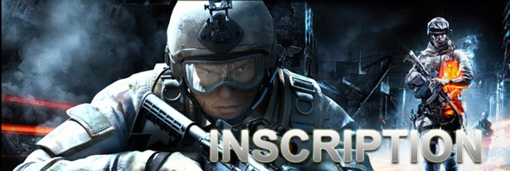 Clan Bf3 Fran cais - Inscription au FNI